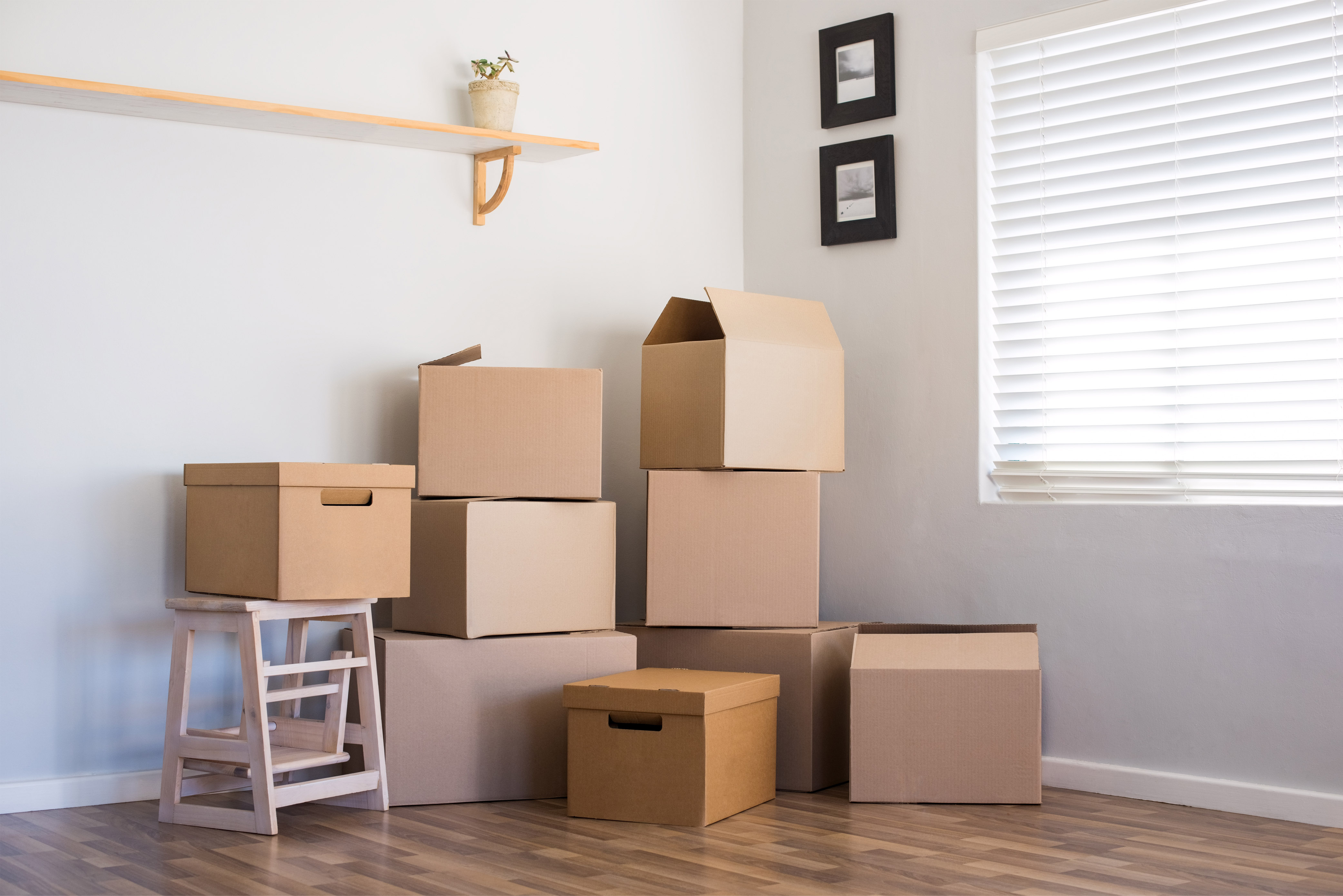 Flexible cleaning services make your move easier